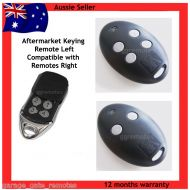 B. Remote Control Opener Compatible with BFT MITTO 2 or 4 White Button 12v Type: