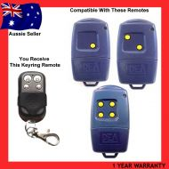 D. Opener Compatible With Blue DEA 1 , 2 or 4 Yellow Button  Remote Control
