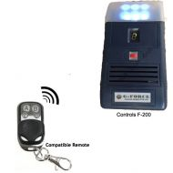 G-Force F-200 Compatible Roller Door Remote Control