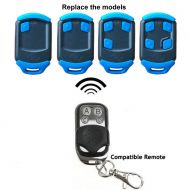 N. Automatic Gate  Remote Compatible with CENTSYS NOVA Remote Controls