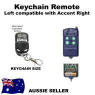 A. Remote Control Compatible With Accent FORZA BLUE