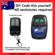A. Remote Control Compatible With Accent Green Button Skylink Tech 002A116