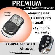 A. Gate Opener Compatible With Ahouse Remote Control RC04-01