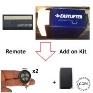 E. Remote Kit Suits Easylifter EL4 Garage Opener 059005/750EBD Remote Control