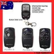 N.  Remote Control Opener Compatible With Nice Flor-s