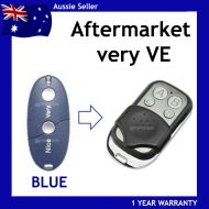 N. Remote Control Opener Compatible with BLUE Nice Very VE