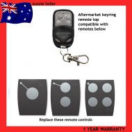 N.  Remote Control Opener Compatible With Nice NICE ON1 ON2 ON4