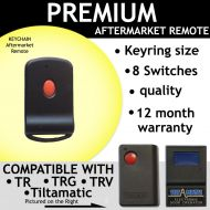 T. Garage Remote Control Compatible with TILT-A-Matic 8 Switch