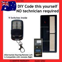 B. Garage door REMOTE CONTROL compatible with B&D 062171 / 4332EBD 1A5097 433.92