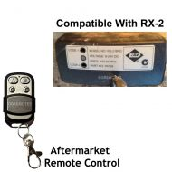 B. Garage Door Remote Control Compatible With B&D RX-2 Receiver