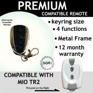 DEA MIO TR2 Compatible Remote Control