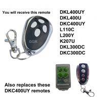 DKC400UY DKC400 DKL400UY DKL400U  L110C L200Y K207U DKL300DC DKC300DC Remote Control