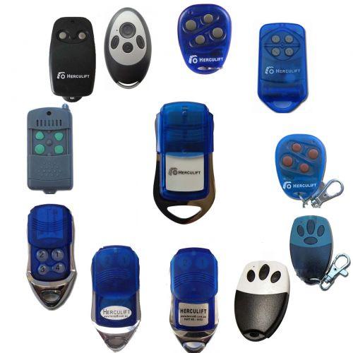 Herculift Garage Door Remote Control N15689  Herculift 0002