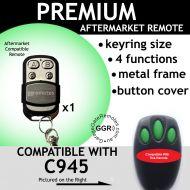 M. Garage Door Remote Control Compatible with C945