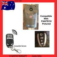 PANTECH Roller Door Compatible Remote Control