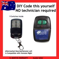 A. Remote Control Compatible With Accent Garage Doors Green Button HOMELINK CAD602