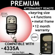 C. Garage Door  Remote Control Compatible With Chamberlain 4335A