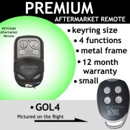 D. Gate Remote Control With Compatible DITEC GOL4