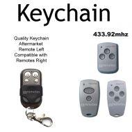 M. Garage Door Remote Control Compatible with Marantec Digital 302 304 313 Comfort 220 250 252 252.2
