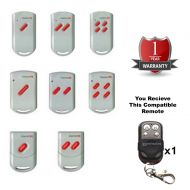 M. Garage Door Remote Control Compatible with Marantec Digital 22x 433.92MHz