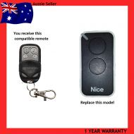 N.  Remote Control Opener Compatible With Nice Era Inti