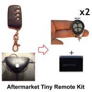 GTX710 Garage Door Opener Compatible Keyring Remote Kit
