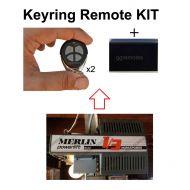 M. Remote addon kit fits Merlin 2600P