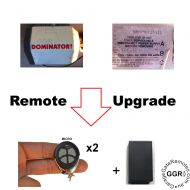 Dom Aftermarket Remote Add On Kit ABC