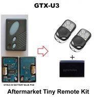 Garage Door Remote Control Add-on Kit Suits Gliderol  GTX-U3 GTXU3-1 GTXU3